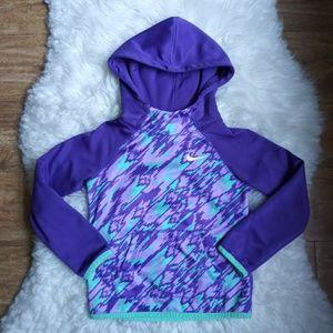 ✔ NIKE Dri fit  Girl's Jacket 4T